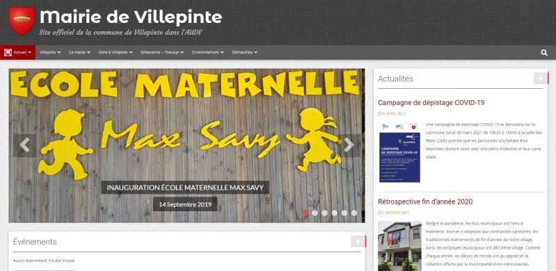 Mairie de Villepinte